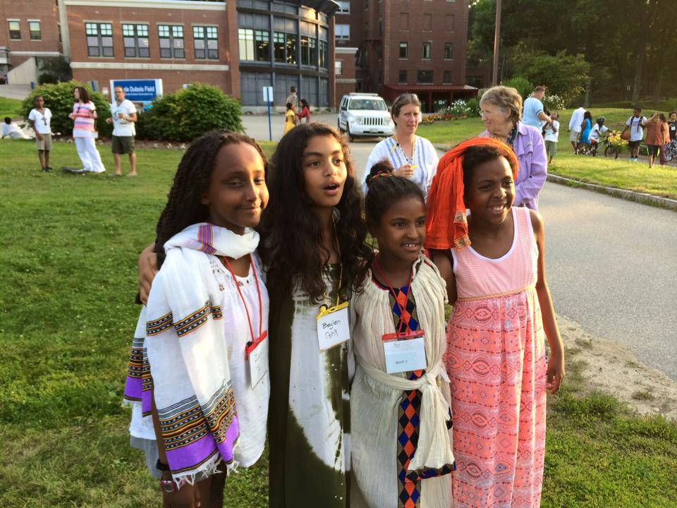 East Coast Ethiopian Culture Camp - Home